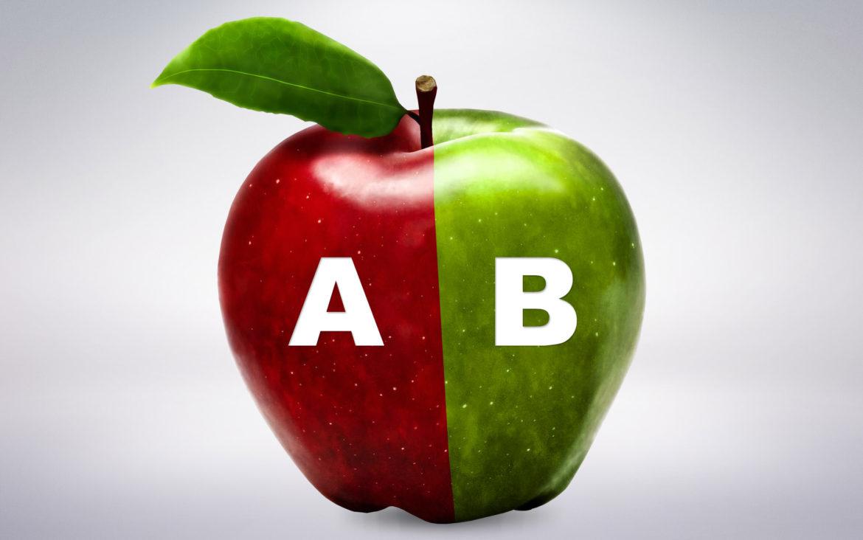 AB тестирование